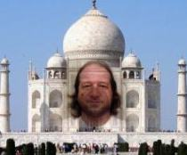 print photo on Tajmahal or any image